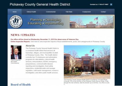 Pickaway County Health Department