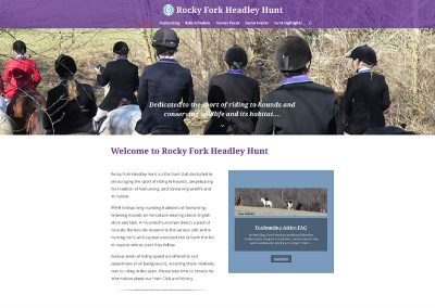 Rocky Fork Headley Hunt